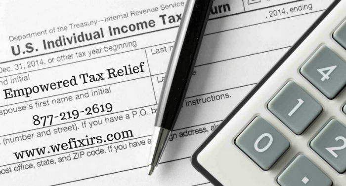 Tax Resolution Houston